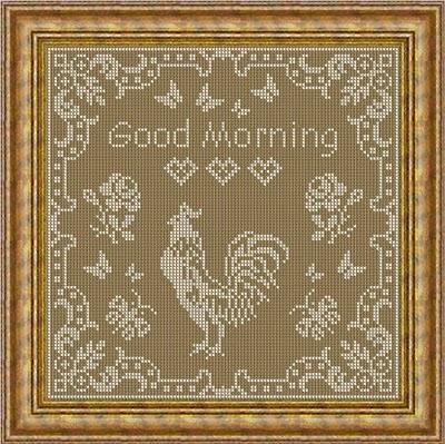 Coq Good morning