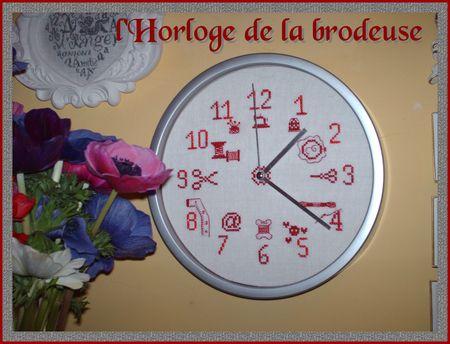 Horloge de la brodeuse 36463695 p