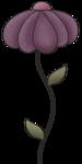 fleur mauve 48600681 p