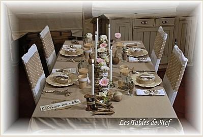 jolies tables pour recevoirla passion au bout des doigts. Black Bedroom Furniture Sets. Home Design Ideas