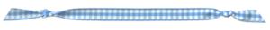 barre ruban carreax bleux