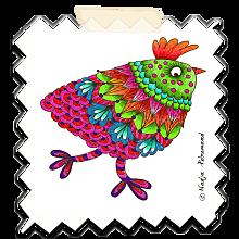 gratuit-poule-de-paques-a-colorier