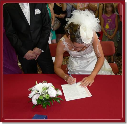 Mariage Julie 5