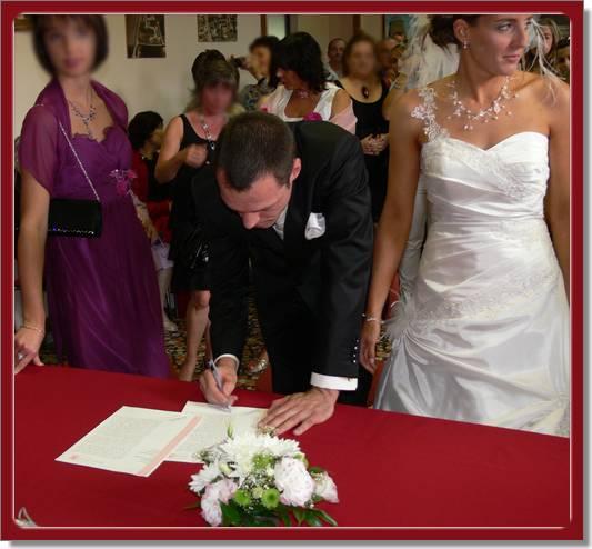 Mariage Julie 6