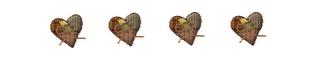 4 cœurs
