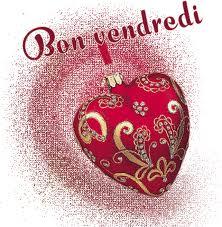 Cœur Noël vendredi