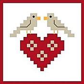 Cœur aux oiseaux