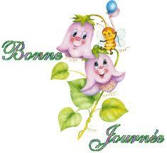 Bonne journée fleurs