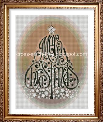 Christmas-cross-stitch