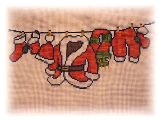 lessive du Père Noël